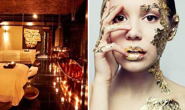 Facial-Treatments-Using-Gold