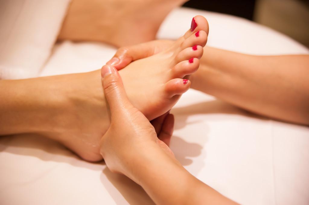 Thai foot Spa