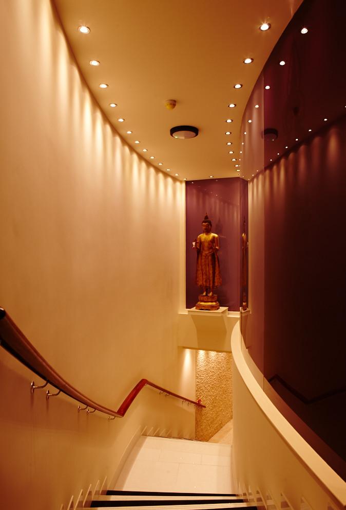 interior in Thai spa and salon
